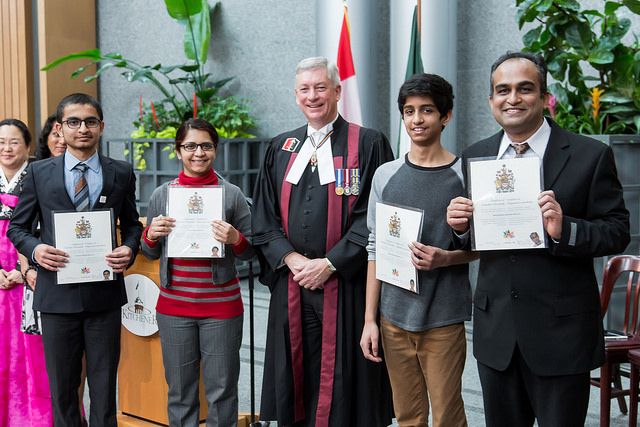 Citizenship Ceremonies - Immigration Waterloo Region